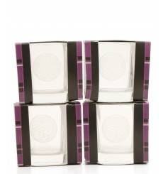 Celtic Whisky Glasses X4