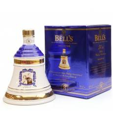 Bell's Decanter - 50th Wedding Anniversary of the Queen and Duke Of Edinburgh