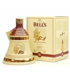 Bell's Decanter - Christmas 1997