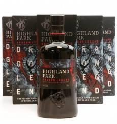 Highland Park Dragon Legend Case (6 Bottles)