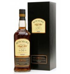 Bowmore 34 Years Old 1971 - Limited Edition