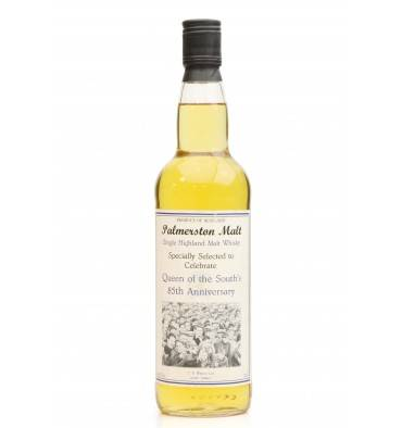 Palmerston Highland Malt - Queen of the South's 85th Anniversary