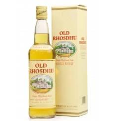 Old Rhosdhu 5 Years Old - Loch lomond