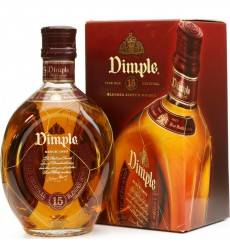 Haig's Dimple 15 Years Old - Fine Old Original (75cl)