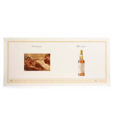 Macallan Limited Edition Print