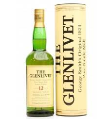 Glenlivet 12 Years Old - Pure Single Malt