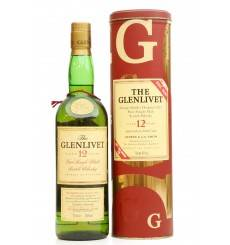 Glenlivet 12 Years Old - Gift Tag Version