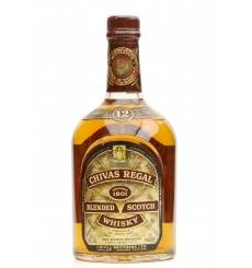 Chivas Regal 12 Years Old (75° Proof)
