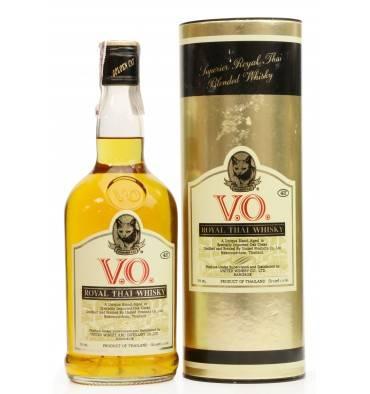Golden Cat V.O. - Royal Thai Whisky
