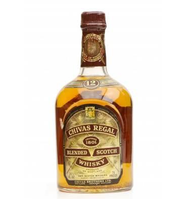 Chivas Regal 12 Years Old (75° Proof)