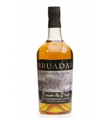 Bruadar Malt Whisky Liqueur - Discover The Dream