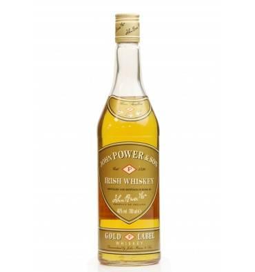 Powers Gold Label - Irish Whiskey