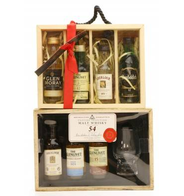 2x Miniature Gift Sets (7x5cl)
