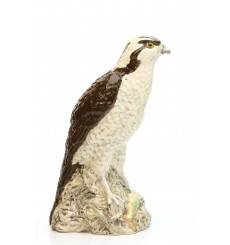 Golden Beneagles Scotch Whisky - Osprey Ceramic
