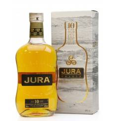 Jura 10 Years Old - Origin