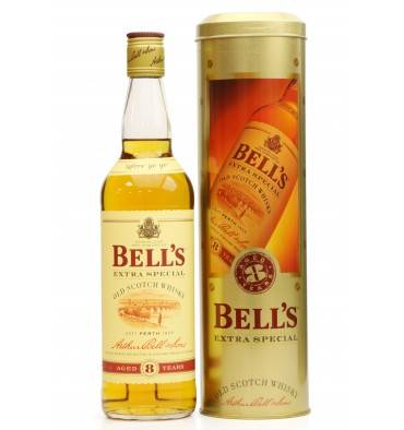 Bell's 8 Years Old - Extra Special