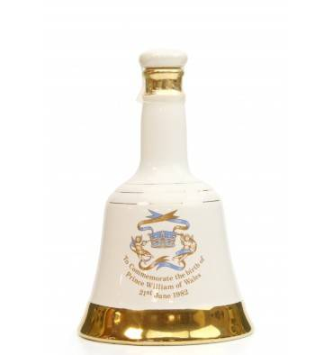 Bell's Birth of Prince William Decanter (50cl)