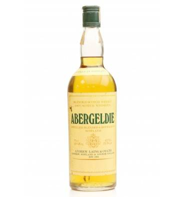 Abergeldie Blended Whisky - Andrew Laing & Co (75cl)