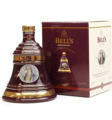 Bell's Decanter - Christmas 2002