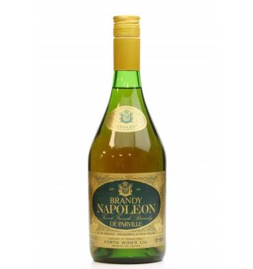 De Parville Brandy Napoleon - Forth Wines (70 Proof)