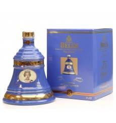 Bell's Decanter - Queen Elizabeth II 75th Birthday