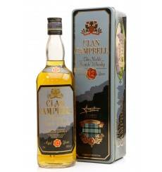 Clan Campbell 12 Years Old