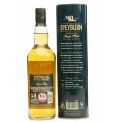 Speyburn 10 Years Old