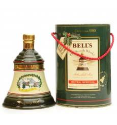 Bell's Decanter - Christmas 1990