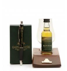 Glenglassaugh Revival Miniature, Stand, Pen and Nosing Glass