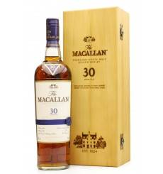 Macallan 30 Years Old - Sherry Oak