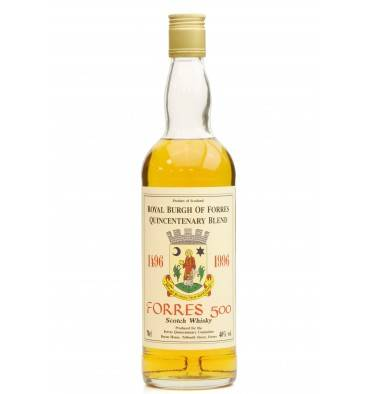 Royal Burgh of Forres Quincentenary Blend