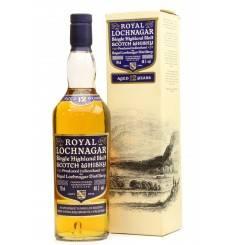 Royal Lochnagar 12 Years Old