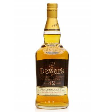 Dewar's 12 Years Old - Special Reserve (750ml)
