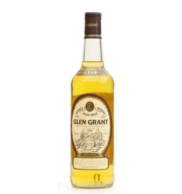Glen Grant 10 Years Old - Pure Malt