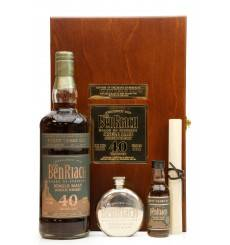 Benriach 40 Years Old Presentation Gift Set