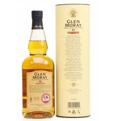 Glen Moray 10 Years Old - Special Reserve Chardonnay Cask Matured