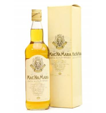 Macc Namara Gaelic Scotch Whisky