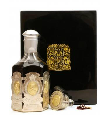 Glenfiddich 40 Years Old 1964 - Hart Brothers The Dynasty Decanter