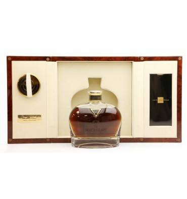 Macallan 1824 Decanter - MMXI Release