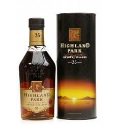 Highland Park 35 Years Old - John Goodwin Retirement