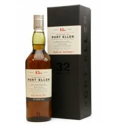 Port Ellen 32 Years Old - 15th Release