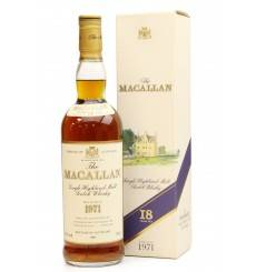 Macallan 18 Years Old 1971