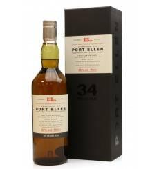 Port Ellen 34 Years Old - 13th Release