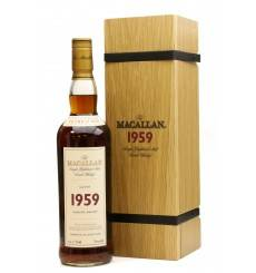 Macallan 43 Years Old 1959 - Fine & Rare