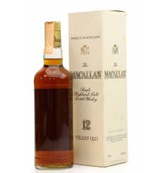 Macallan 12 Years Old - Sherry Oak (75cl)