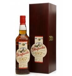 Glenfarclas 1967 - 2010 Cognac Cask