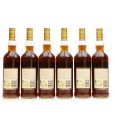 Macallan 18 Years Old  1979 - Gran Reserva x6 (case)