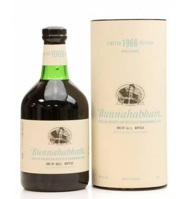 Bunnahabhain 35 Years Old 1966 - Limited Edition