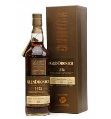 Glendronach 39 Years Old 1972 - Single Cask No.716