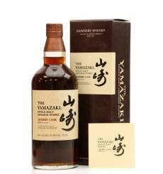 Yamazaki Sherry Cask - 2016 Release (75cl)